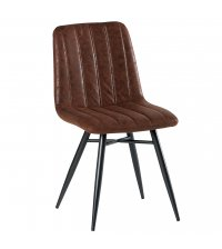 Chaise marron - CASITA